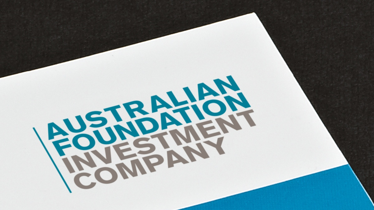 Buy: Australian Foundation Investment Company (AFI)